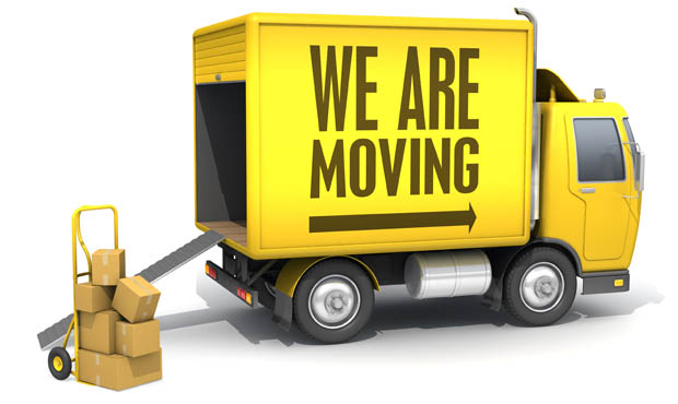 What to do when moving commerical premises
